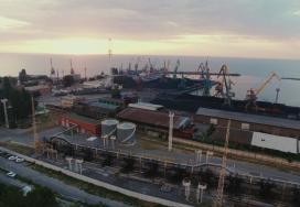Таганрогский морской торговый порт